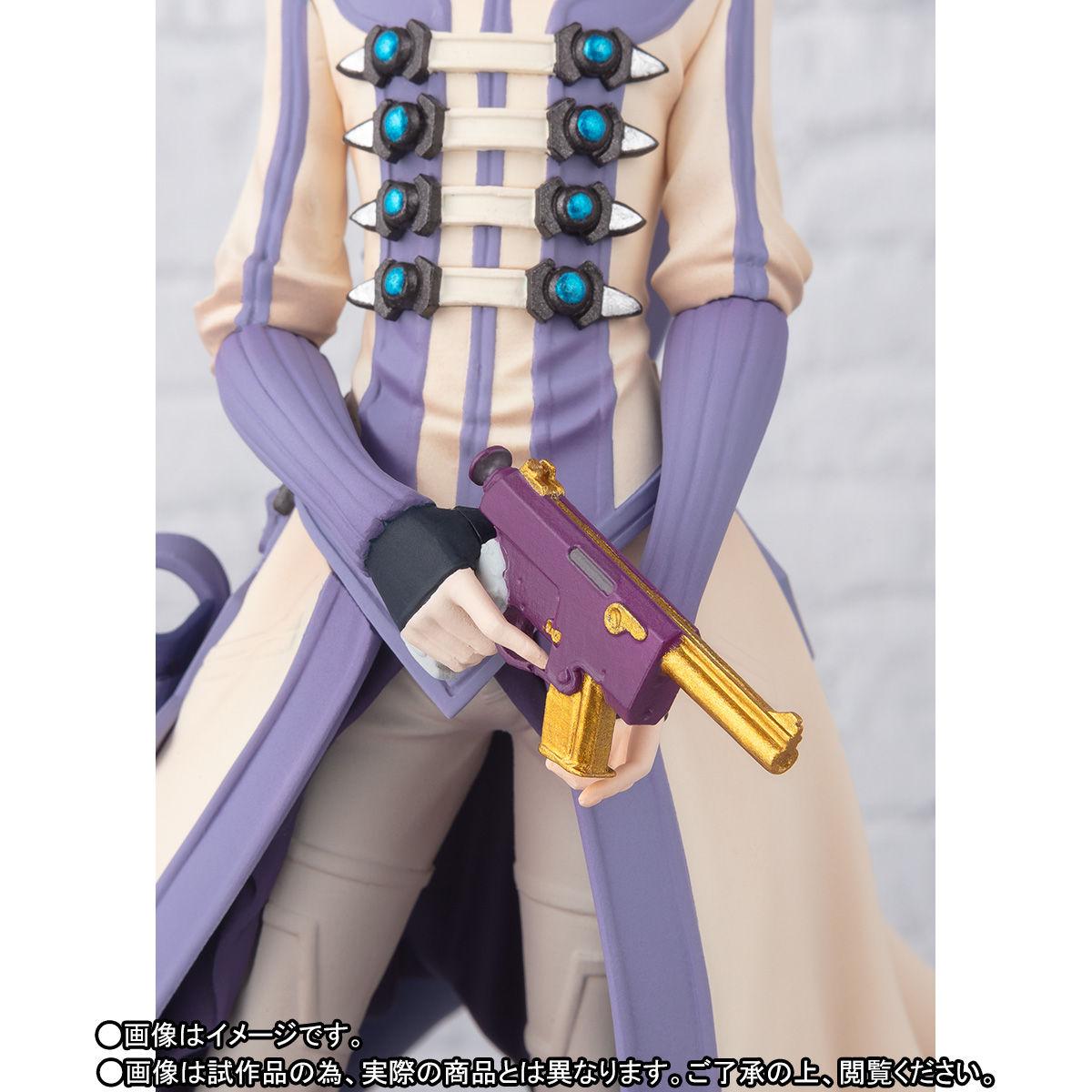 フィギュアーツZERO『キリル・ヴルーベリ』DOUBLE DECKER! ダグ&キリル 完成品フィギュア-007
