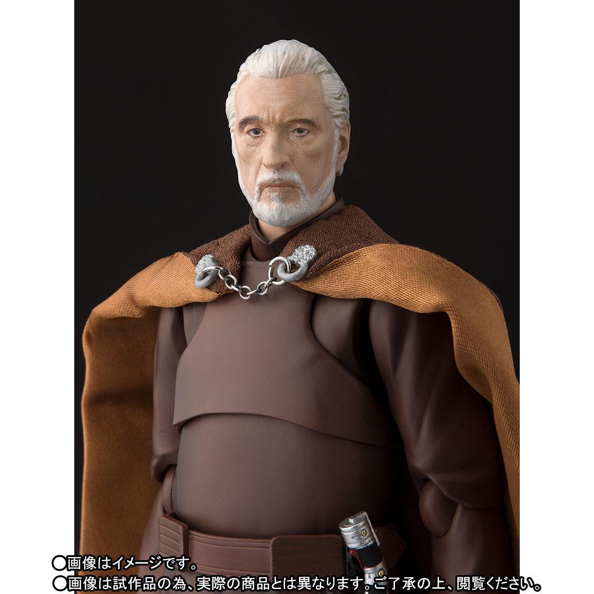 S.H.フィギュアーツ『ドゥークー伯爵』スター・ウォーズ 可動フィギュア-006