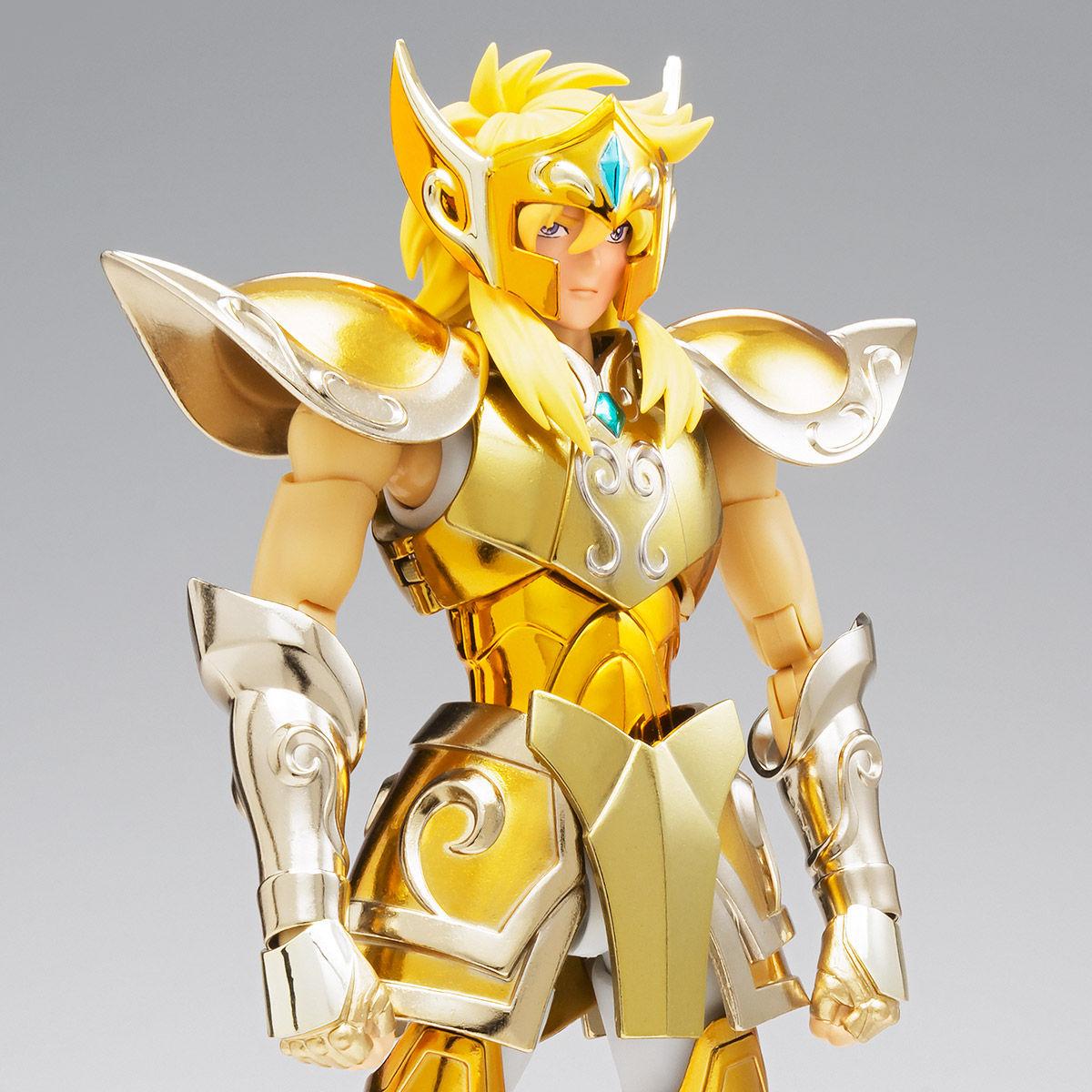 聖闘士聖衣神話EX『アクエリアス氷河』可動フィギュア-001