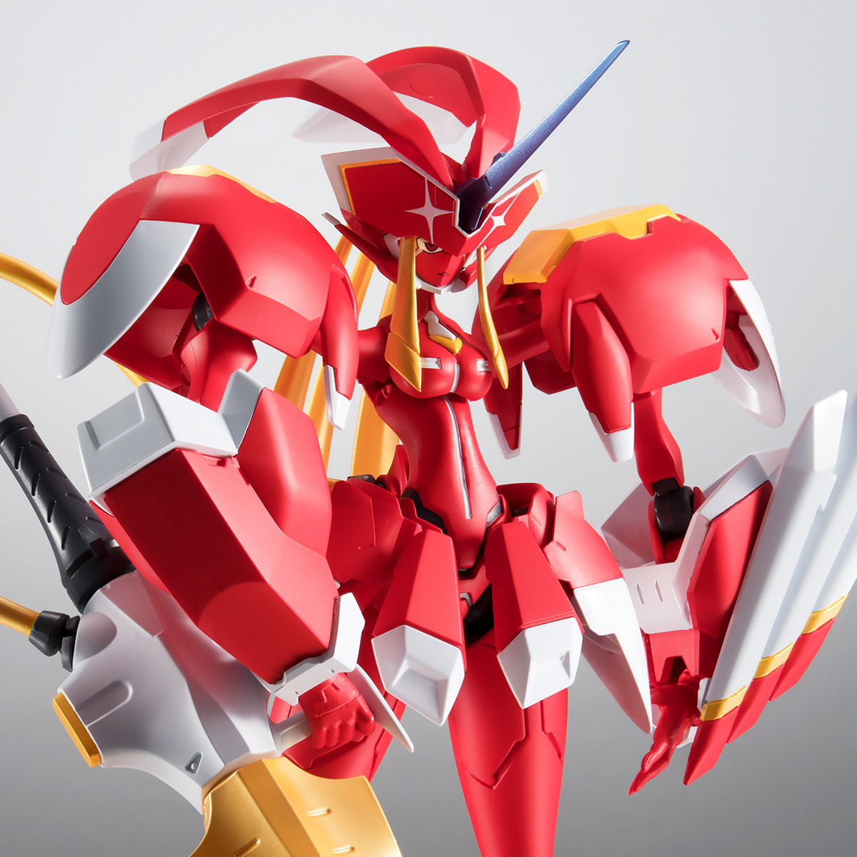 ROBOT魂〈SIDE FRANXX〉『ストレリチア・XX(キス)』ダーリン・イン・ザ・フランキス 可動フィギュア-001