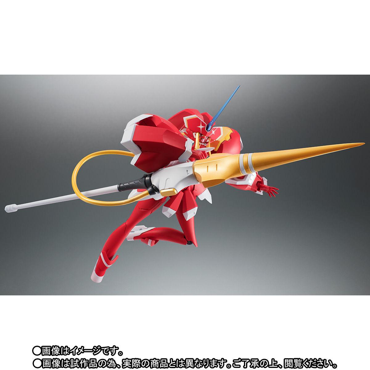ROBOT魂〈SIDE FRANXX〉『ストレリチア・XX(キス)』ダーリン・イン・ザ・フランキス 可動フィギュア-005