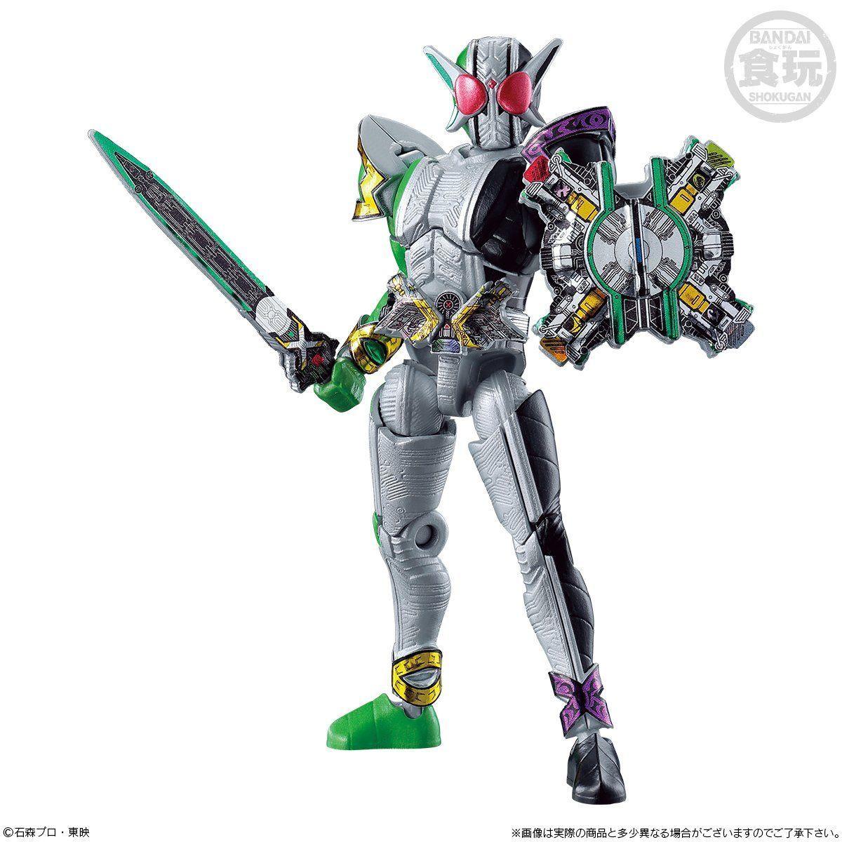 【食玩】SO-DO CHRONICLE『双動 仮面ライダーW/今、新たな輝きの中で』3体セット-002