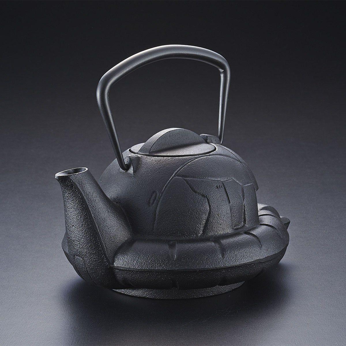 ガンダムカフェ『南部鉄器 鉄瓶 ZAKU』-008