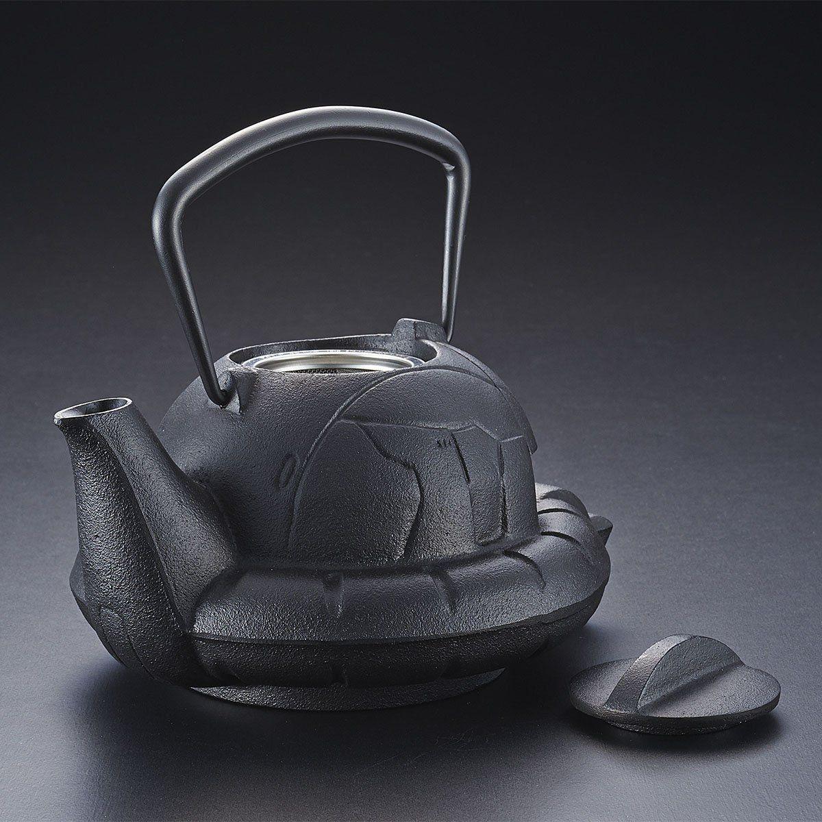 ガンダムカフェ『南部鉄器 鉄瓶 ZAKU』-009