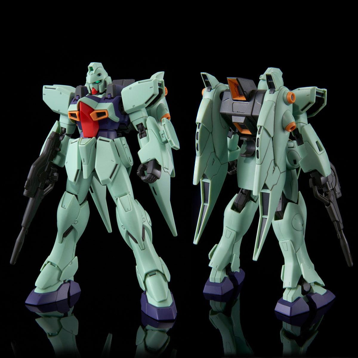 RE/100 1/100『ガンブラスター』Vガンダム プラモデル-002