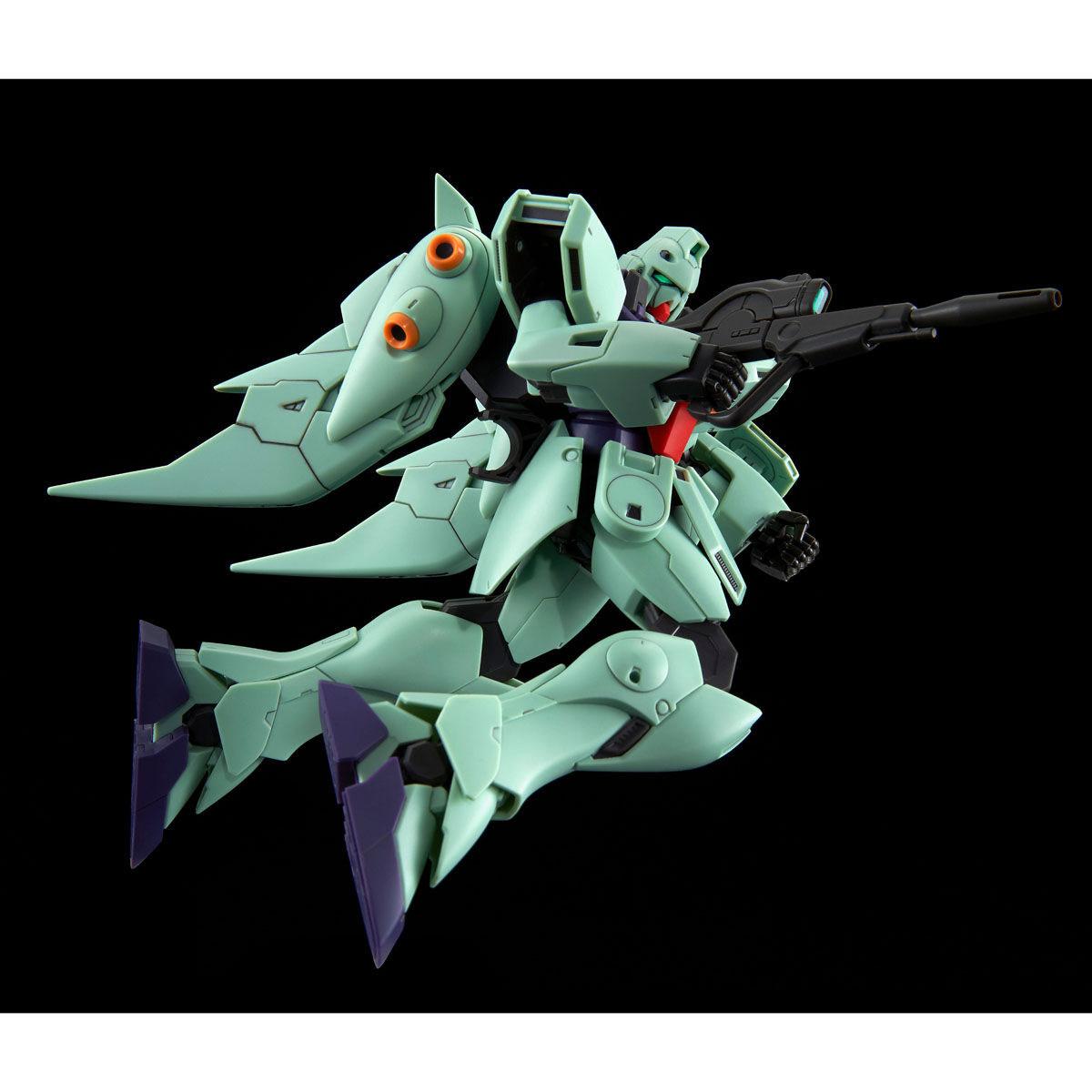 RE/100 1/100『ガンブラスター』Vガンダム プラモデル-003