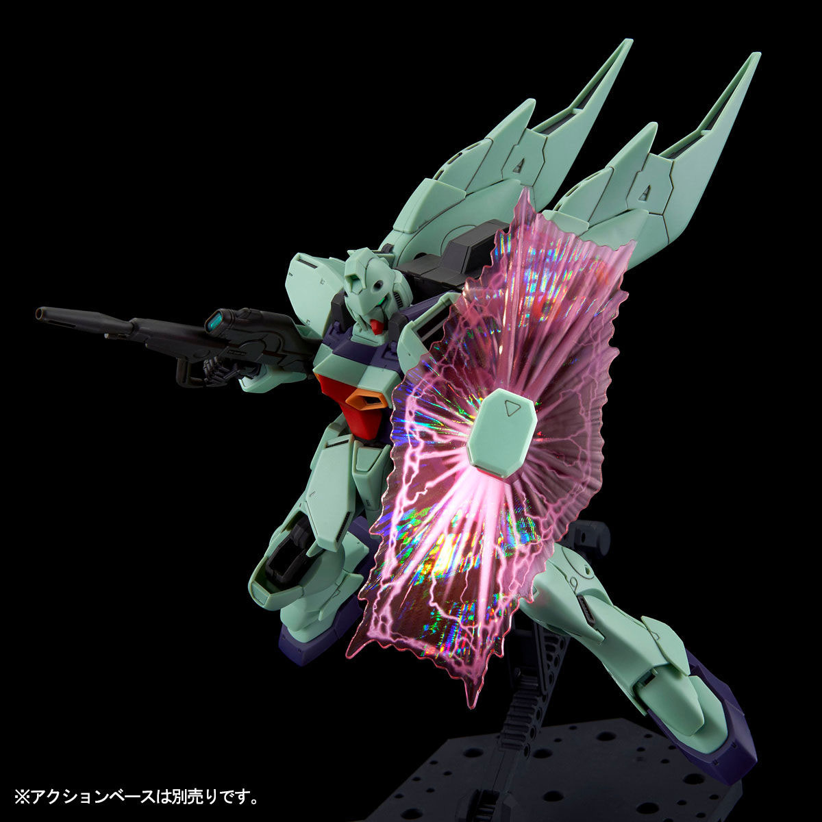RE/100 1/100『ガンブラスター』Vガンダム プラモデル-006