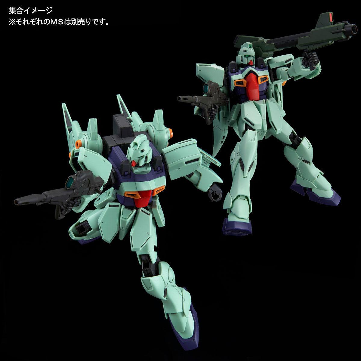 RE/100 1/100『ガンブラスター』Vガンダム プラモデル-008
