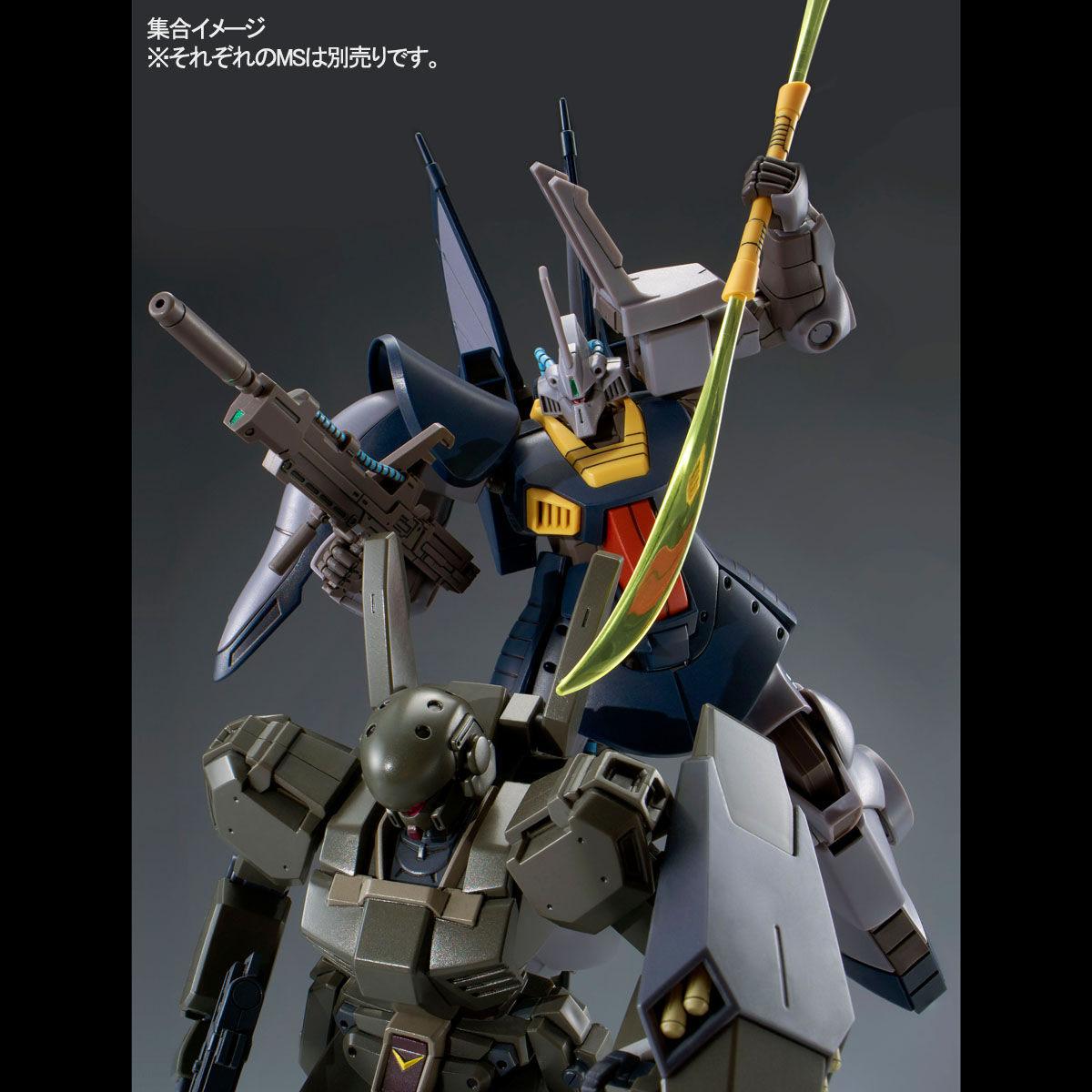 HG 1/144『ディジェ(ナラティブVer.)』ガンダムNT プラモデル-008