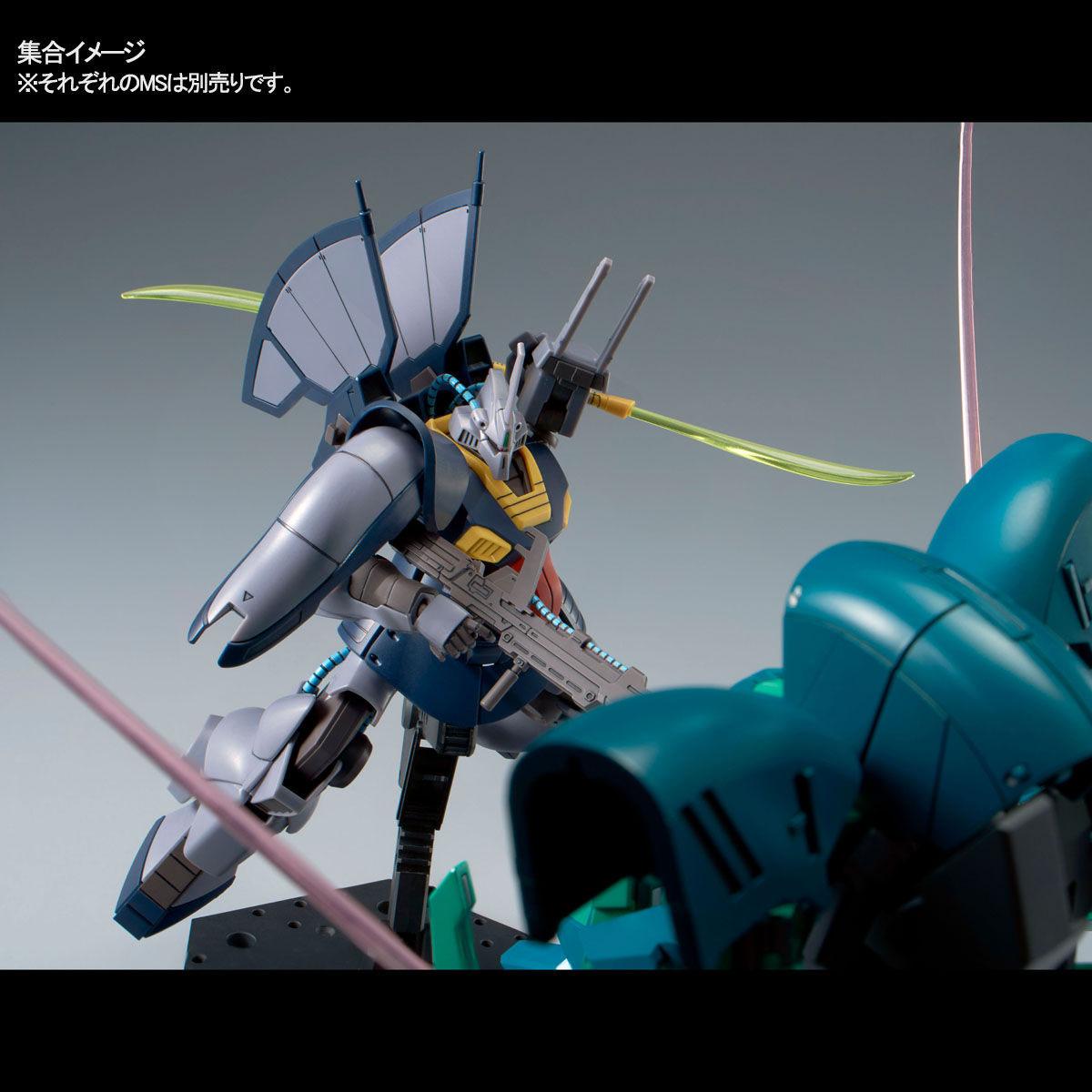 HG 1/144『ディジェ(ナラティブVer.)』ガンダムNT プラモデル-009