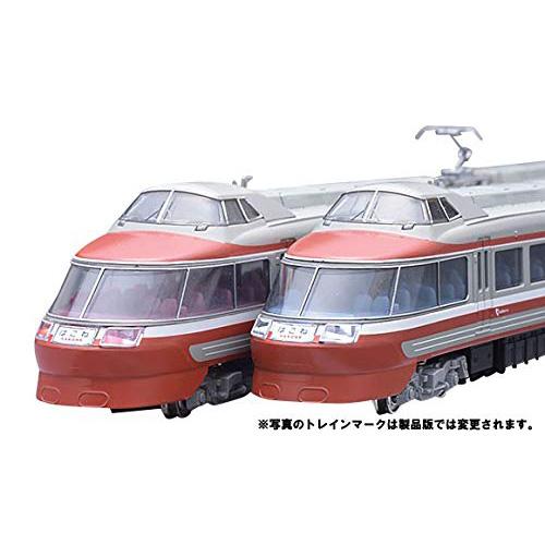 限定品『小田急ロマンスカー7000形LSE(LSE Last Run)セット(11両)』Nゲージ 鉄道模型