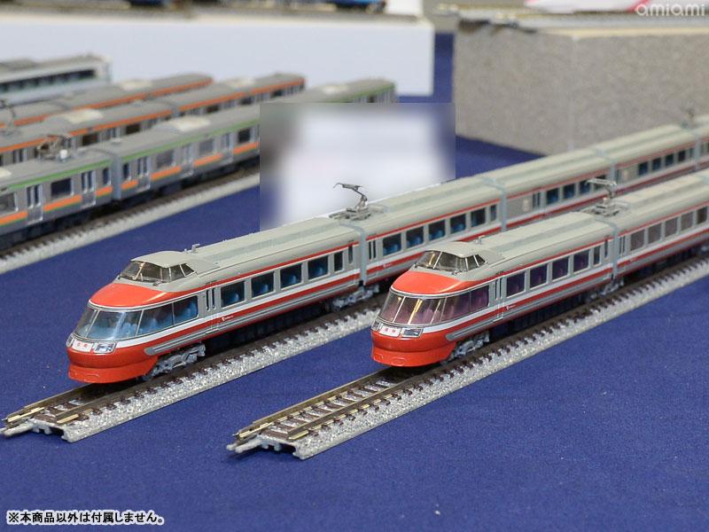 限定品『小田急ロマンスカー7000形LSE(LSE Last Run)セット(11両)』Nゲージ 鉄道模型-003