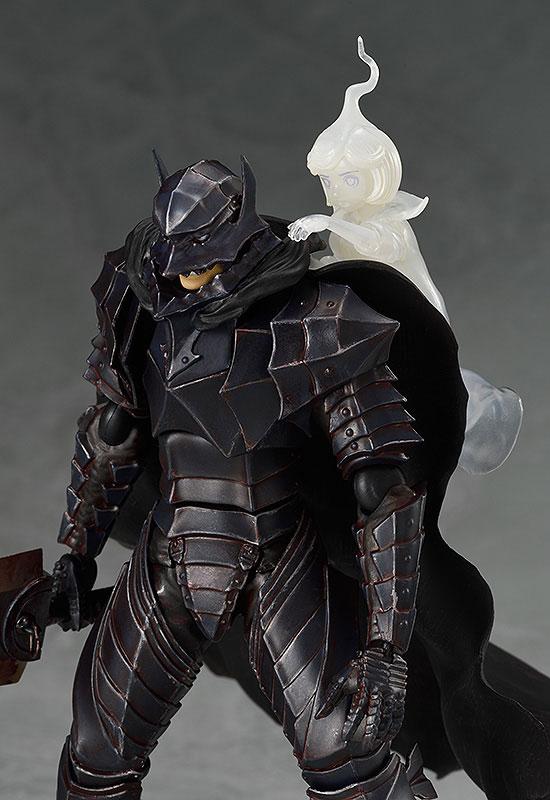 figma『ガッツ 狂戦士の甲冑ver. リペイント髑髏エディション』ベルセルク 可動フィギュア-006