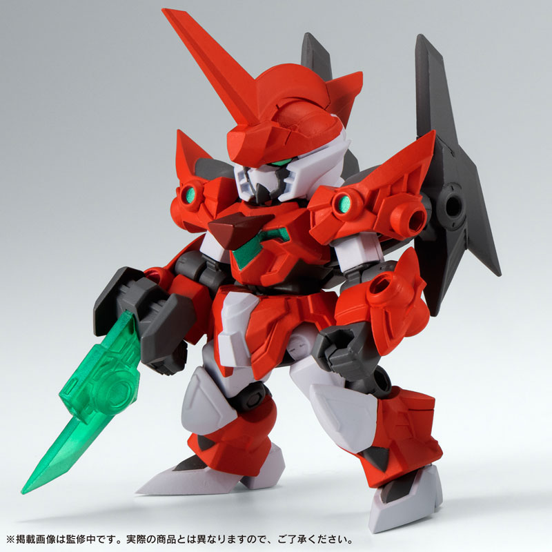 ガシャポン『ROBOT CONCERTO(ロボット・コンチェルト)』10個入りBOX-001