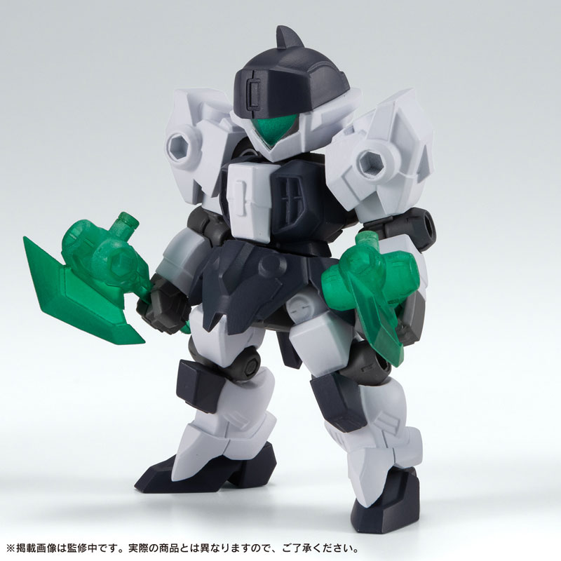 ガシャポン『ROBOT CONCERTO(ロボット・コンチェルト)』10個入りBOX-002