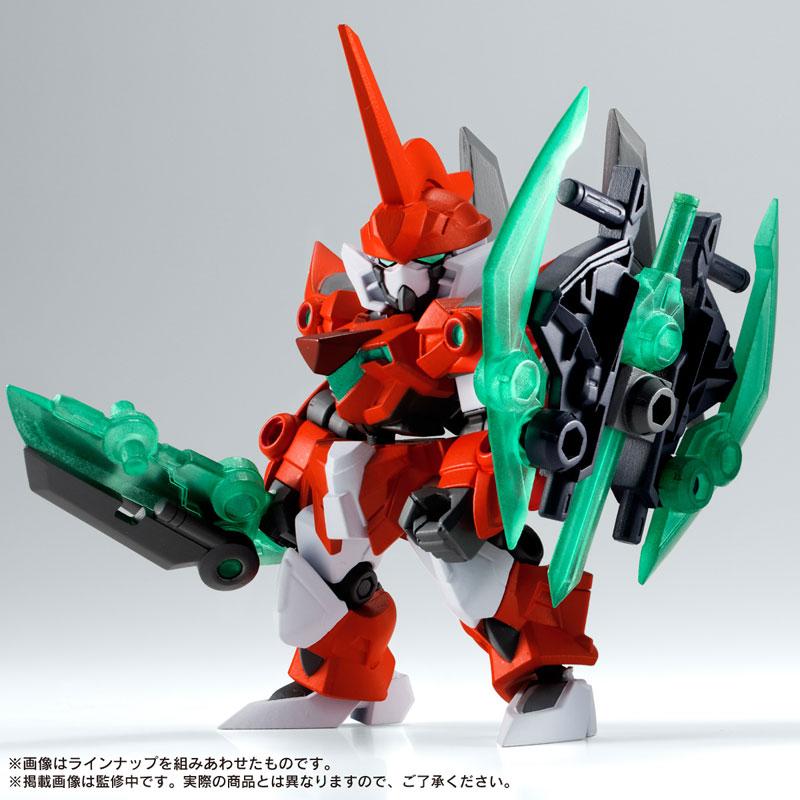 ガシャポン『ROBOT CONCERTO(ロボット・コンチェルト)』10個入りBOX-006