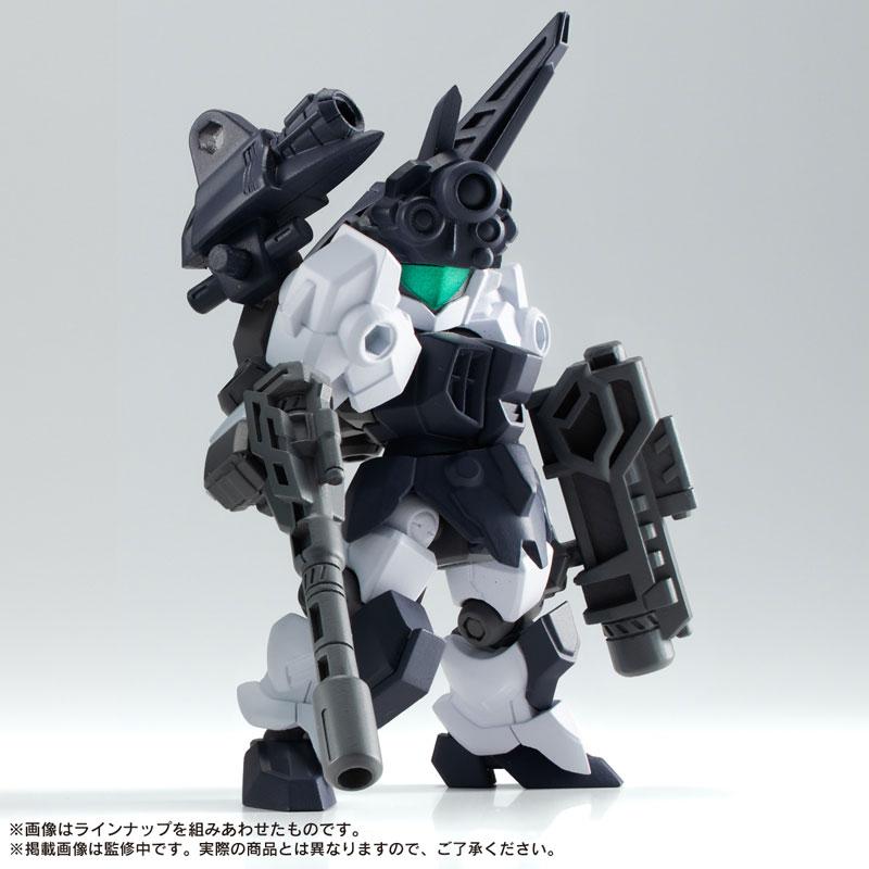 ガシャポン『ROBOT CONCERTO(ロボット・コンチェルト)』10個入りBOX-007
