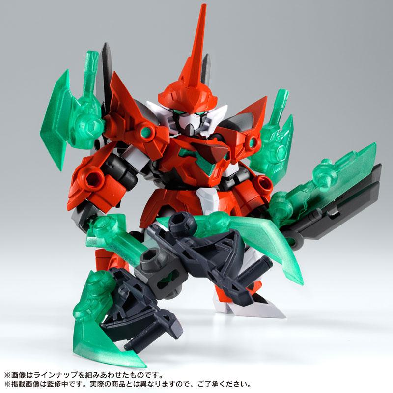 ガシャポン『ROBOT CONCERTO(ロボット・コンチェルト)』10個入りBOX-010
