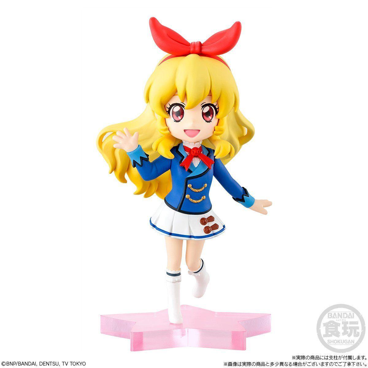 【食玩】アイカツ!『MiMiCHeRi アイカツ!』4個入りBOX-003