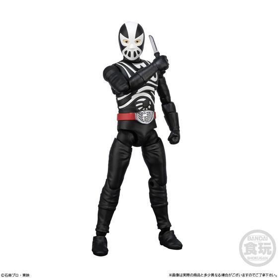 【食玩】SHODO『仮面ライダーVS 結成!悪の軍団!』可動フィギュア 10個入りBOX-005