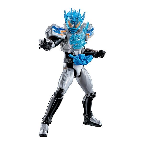 RKFレジェンドライダーシリーズ『仮面ライダークローズチャージ』可動フィギュア
