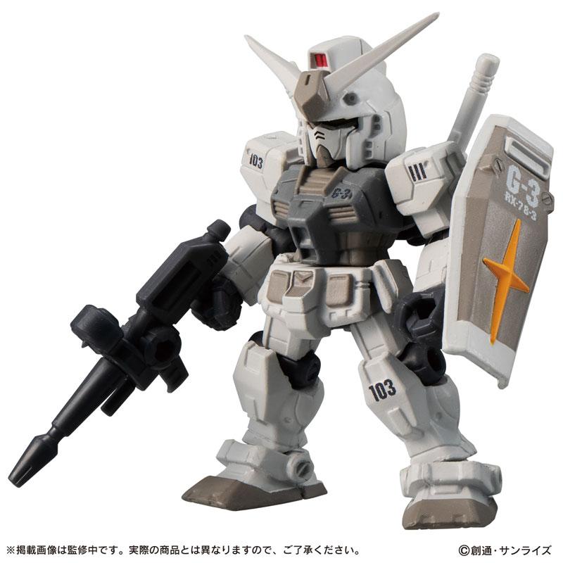 機動戦士ガンダム『MOBILE SUIT ENSEMBLE 1.5』10個入りBOX-001