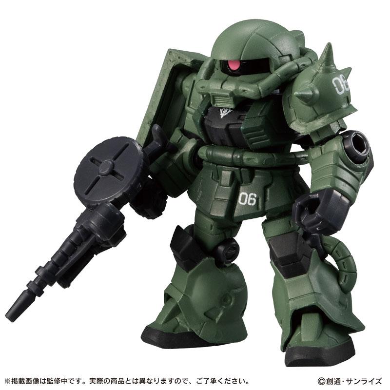 機動戦士ガンダム『MOBILE SUIT ENSEMBLE 1.5』10個入りBOX-004