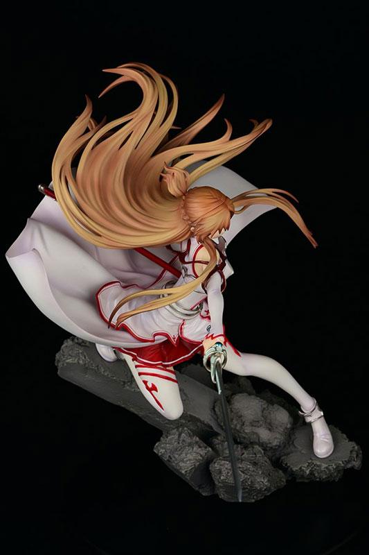 ソードアート・オンライン 『アスナver.glint-閃光-』1/6 完成品フィギュア-023