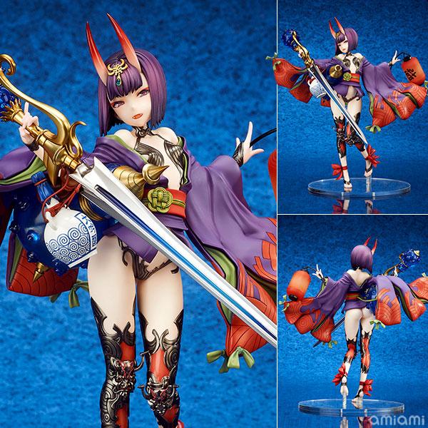 Fate/Grand Order『アサシン/酒呑童子』1/7 完成品フィギュア