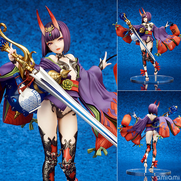Fate/Grand Order『アサシン/酒呑童子』1/7 完成品フィギュア
