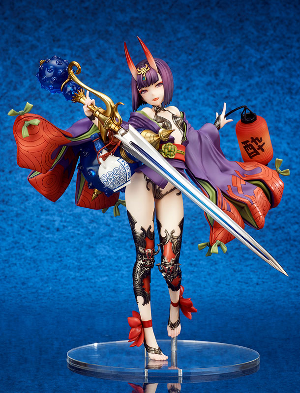 Fate/Grand Order『アサシン/酒呑童子』1/7 完成品フィギュア-001