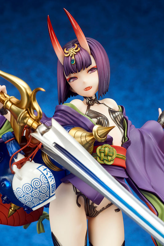 Fate/Grand Order『アサシン/酒呑童子』1/7 完成品フィギュア-002