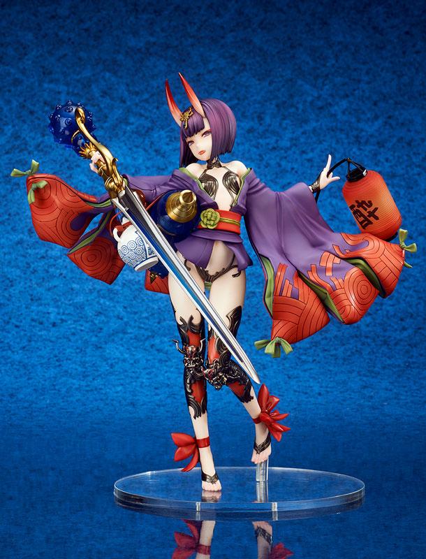 Fate/Grand Order『アサシン/酒呑童子』1/7 完成品フィギュア-003