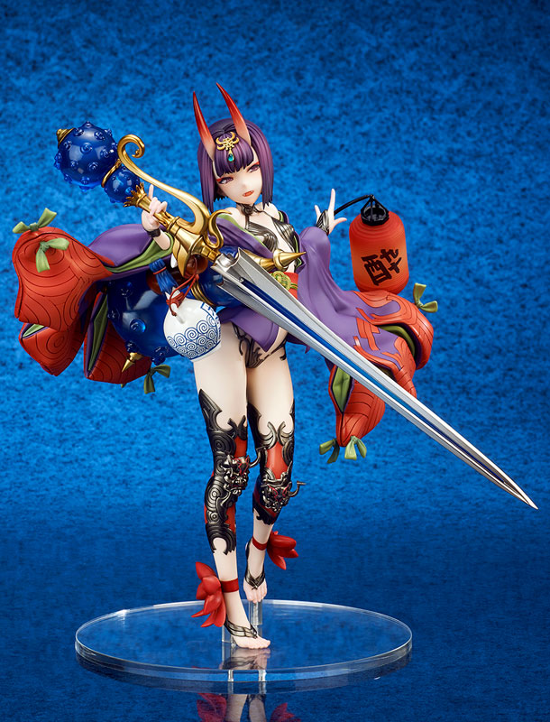 Fate/Grand Order『アサシン/酒呑童子』1/7 完成品フィギュア-004