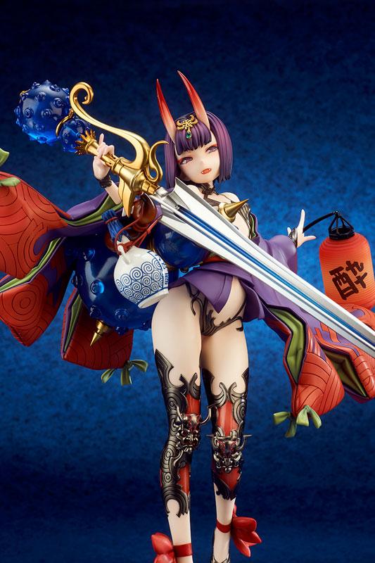 Fate/Grand Order『アサシン/酒呑童子』1/7 完成品フィギュア-012