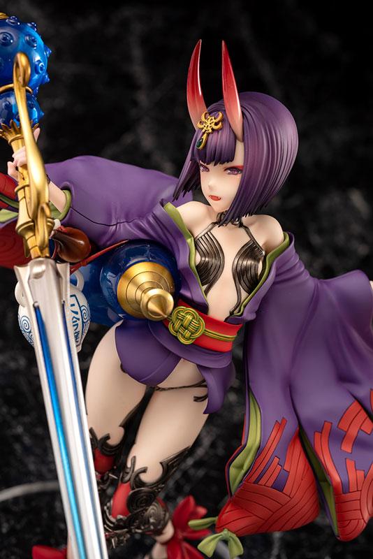 Fate/Grand Order『アサシン/酒呑童子』1/7 完成品フィギュア-016