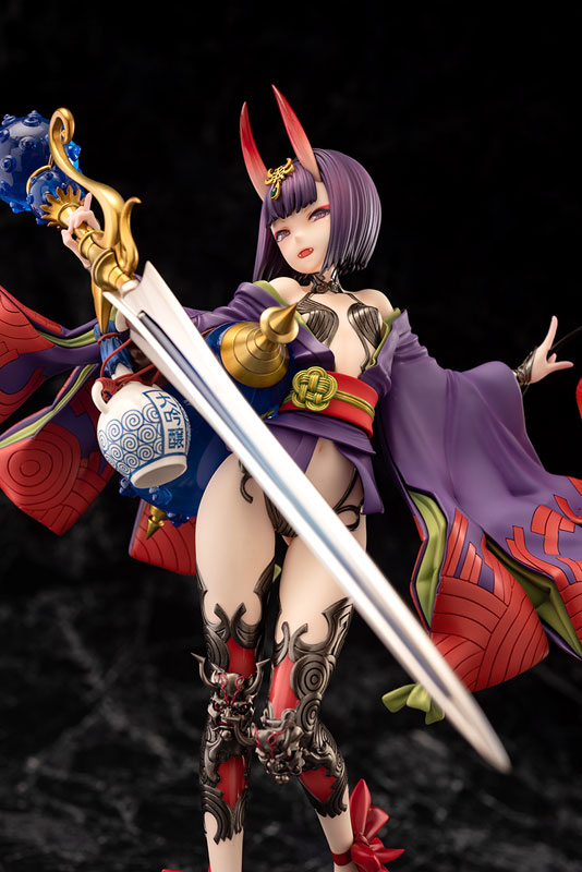 Fate/Grand Order『アサシン/酒呑童子』1/7 完成品フィギュア-017
