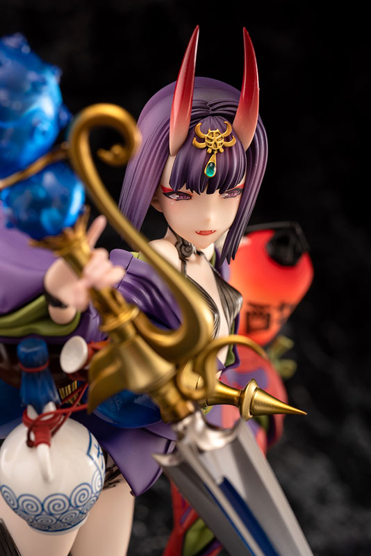 Fate/Grand Order『アサシン/酒呑童子』1/7 完成品フィギュア-018