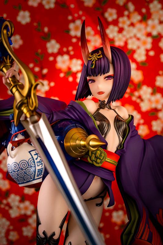 Fate/Grand Order『アサシン/酒呑童子』1/7 完成品フィギュア-019