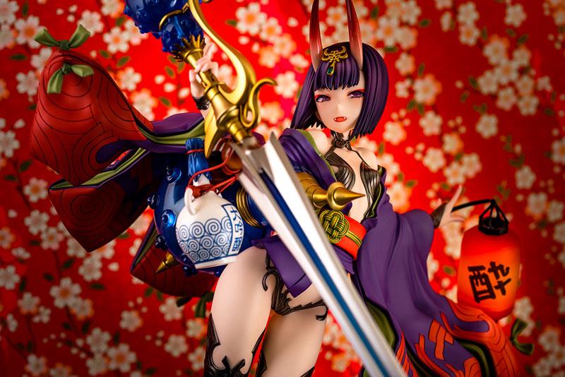Fate/Grand Order『アサシン/酒呑童子』1/7 完成品フィギュア-020