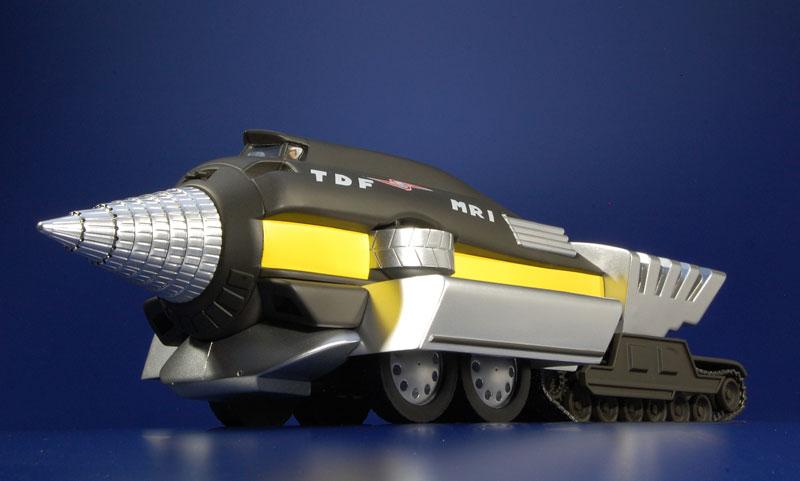 BIG SCALE『地底戦車マグマライザー』スタチュー-002