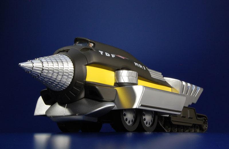 BIG SCALE『地底戦車マグマライザー』スタチュー-003
