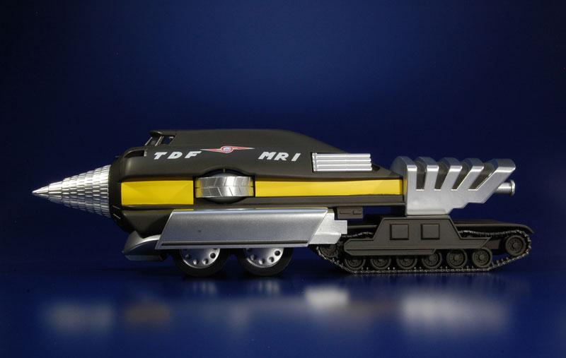 BIG SCALE『地底戦車マグマライザー』スタチュー-004