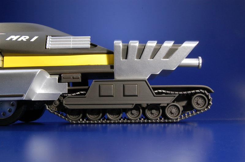 BIG SCALE『地底戦車マグマライザー』スタチュー-006