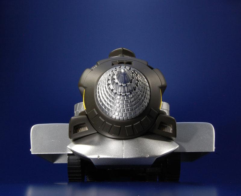 BIG SCALE『地底戦車マグマライザー』スタチュー-008
