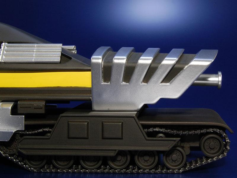 BIG SCALE『地底戦車マグマライザー』スタチュー-010