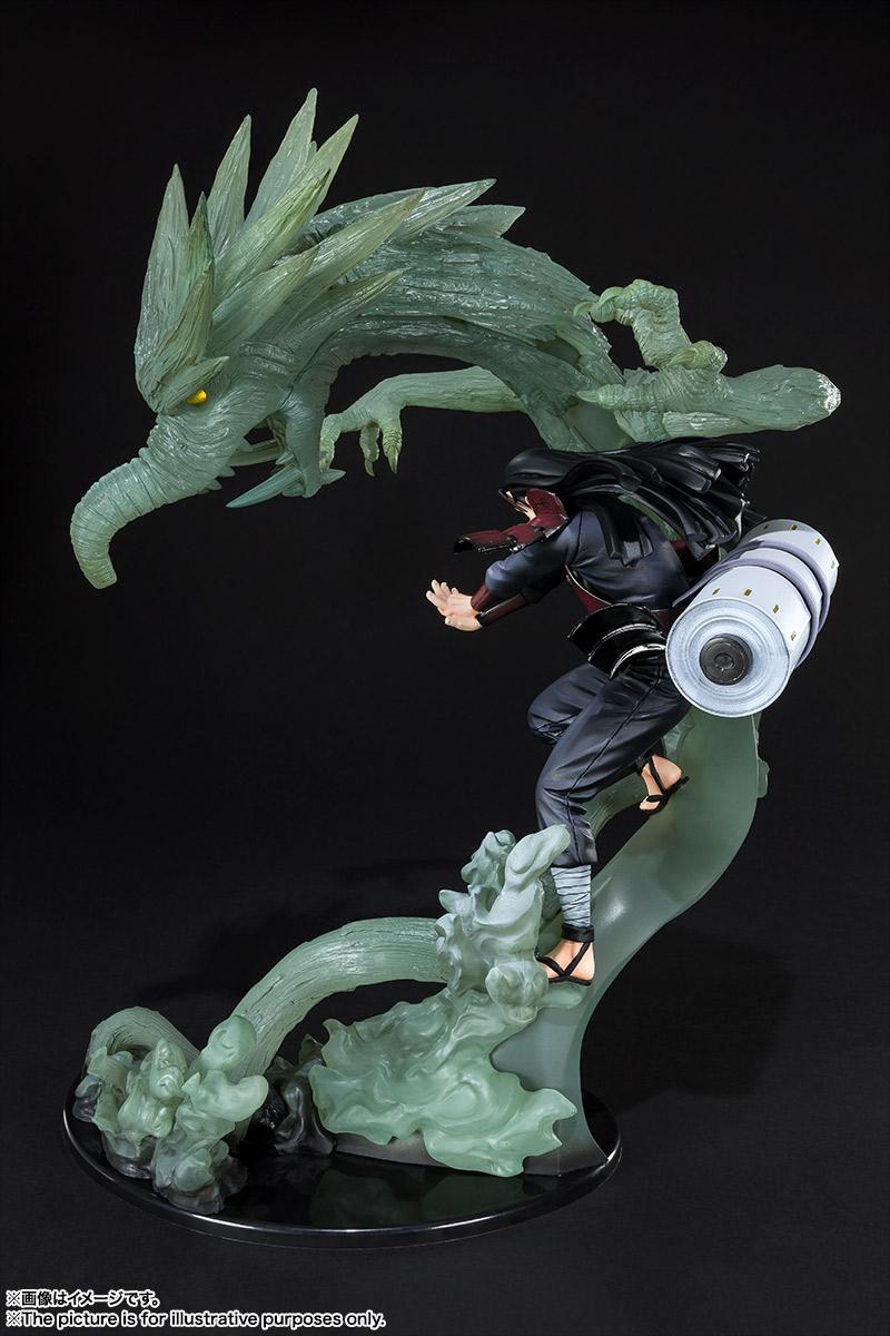 フィギュアーツZERO『千手柱間-木龍- 絆Relation』NARUTO -ナルト- 疾風伝 完成品フィギュア-003