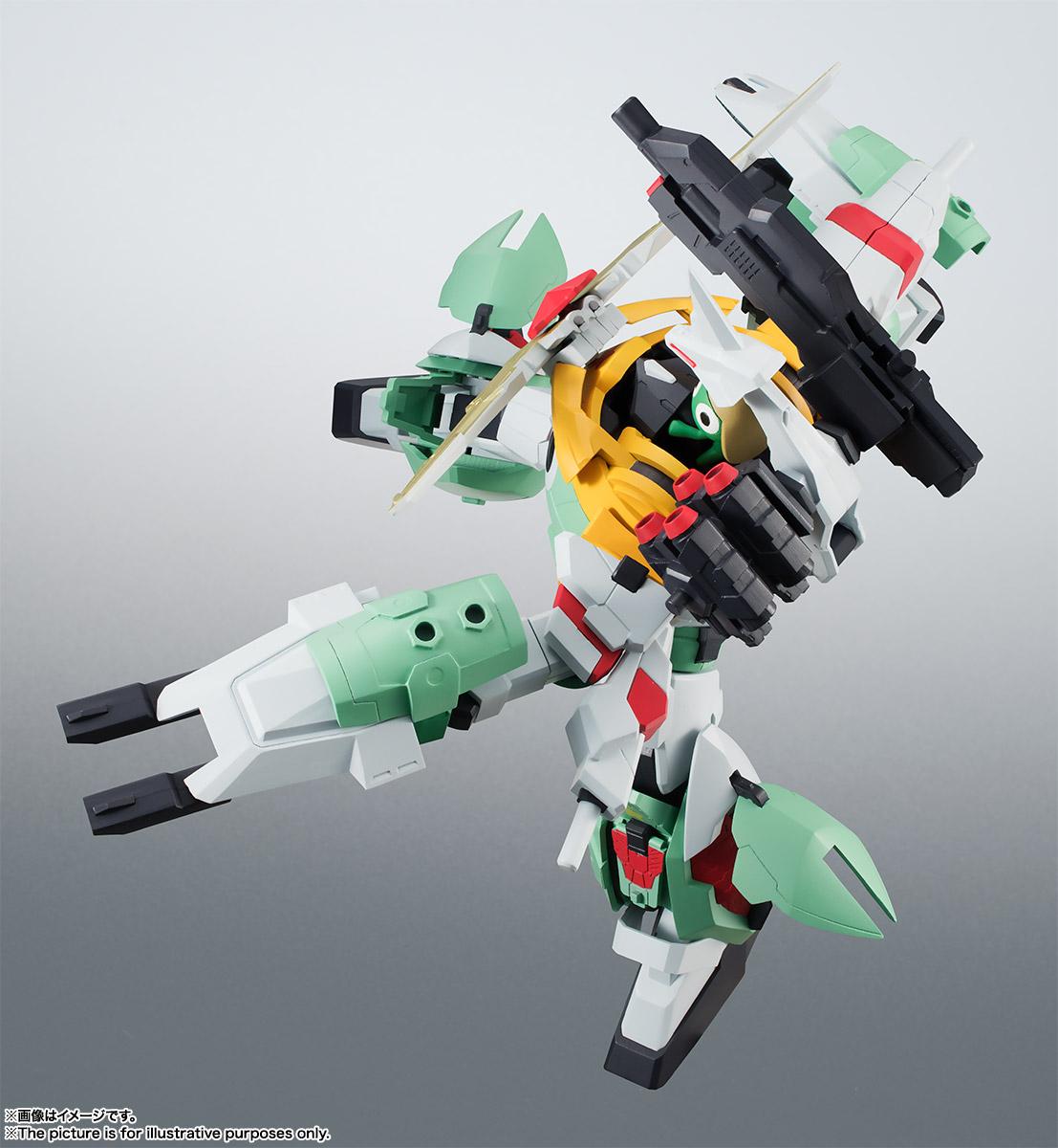 KERORO魂『ケロロロボUC』ケロロ軍曹 可動フィギュア-017