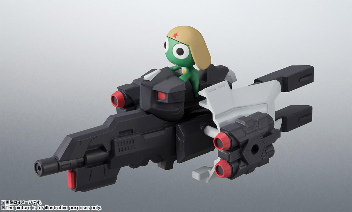 KERORO魂『ケロロロボUC』ケロロ軍曹 可動フィギュア-021