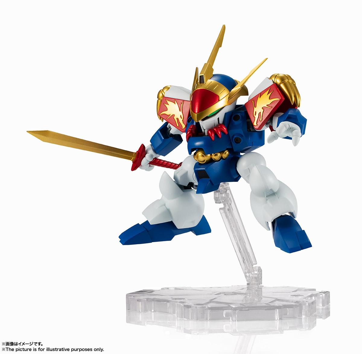 NXEDGE STYLE [MASHIN UNIT] 『龍神丸』魔神英雄伝ワタル 可動フィギュア-001
